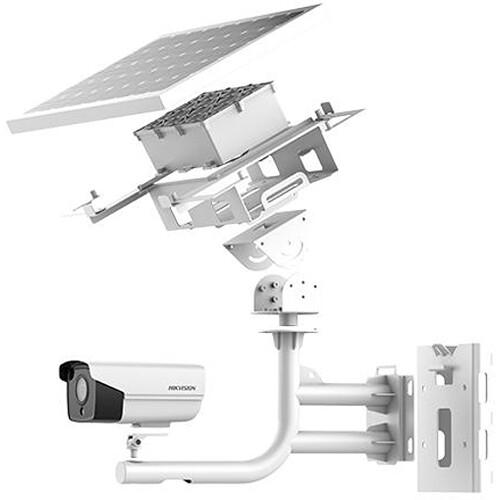 دوربین مداربسته خورشیدی هایکویژن