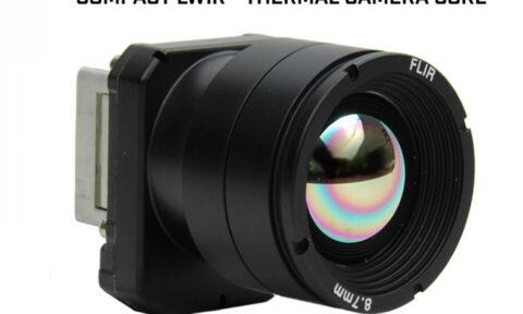 دوربین حرارتی جدید فلیر