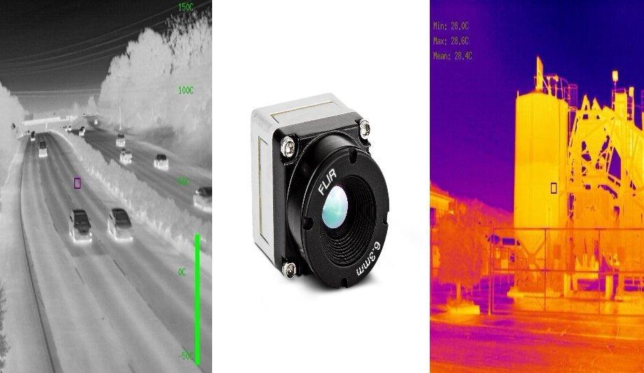دوربین حرارتی BOSON